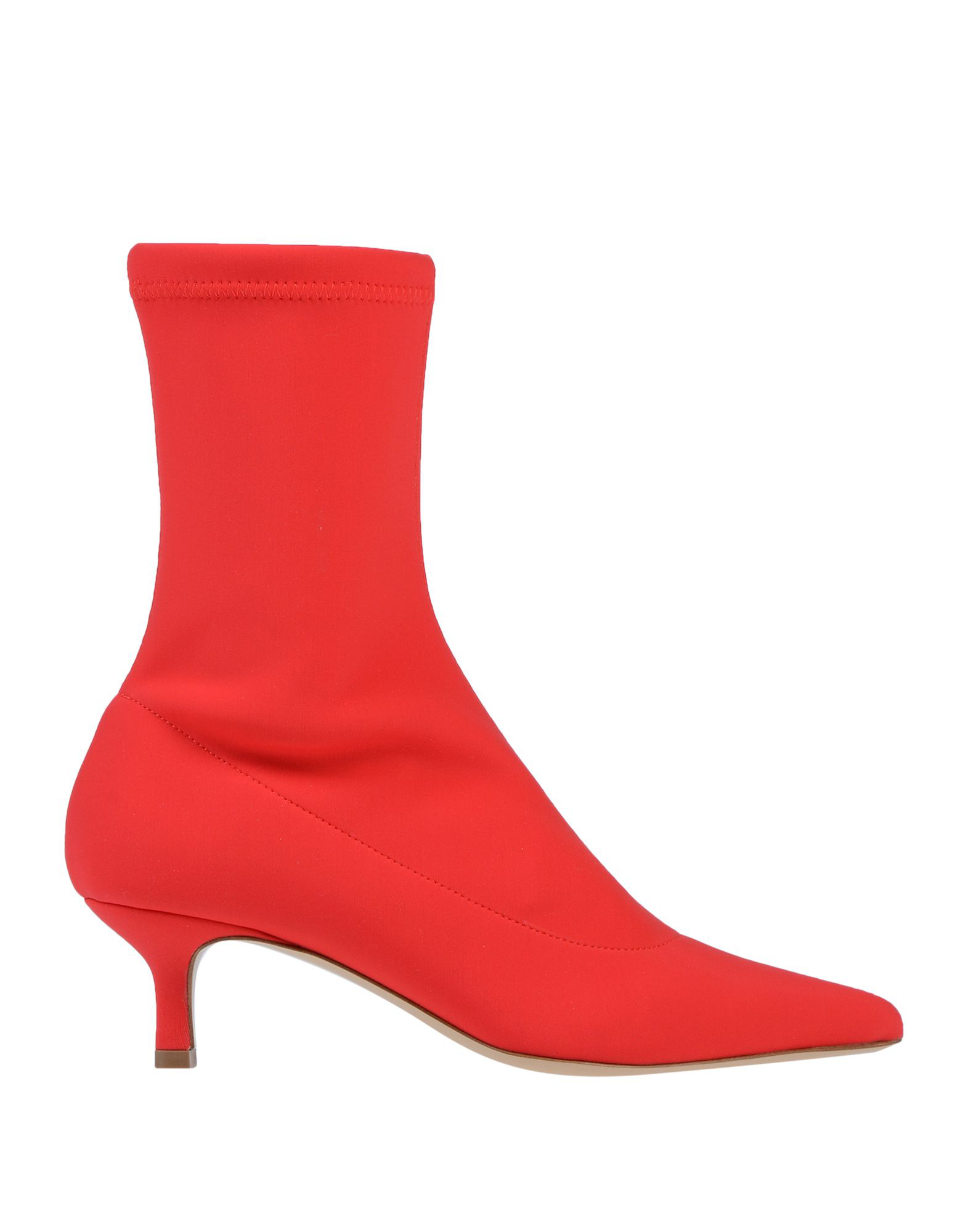 0cb37390db9b Aldo Castagna Ankle Boots In Red