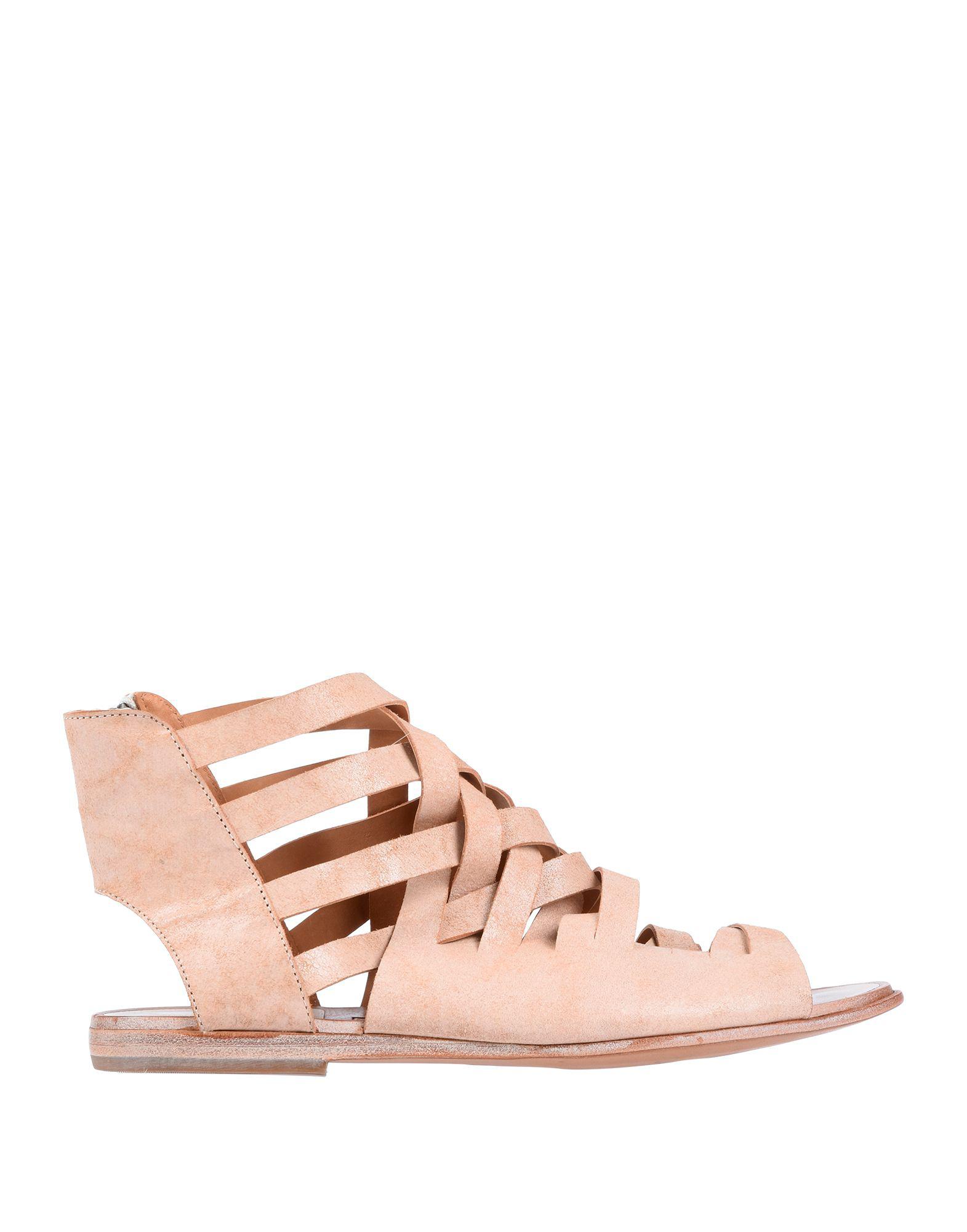 aea2077d3828 Pantanetti Sandals In Beige. yoox.com