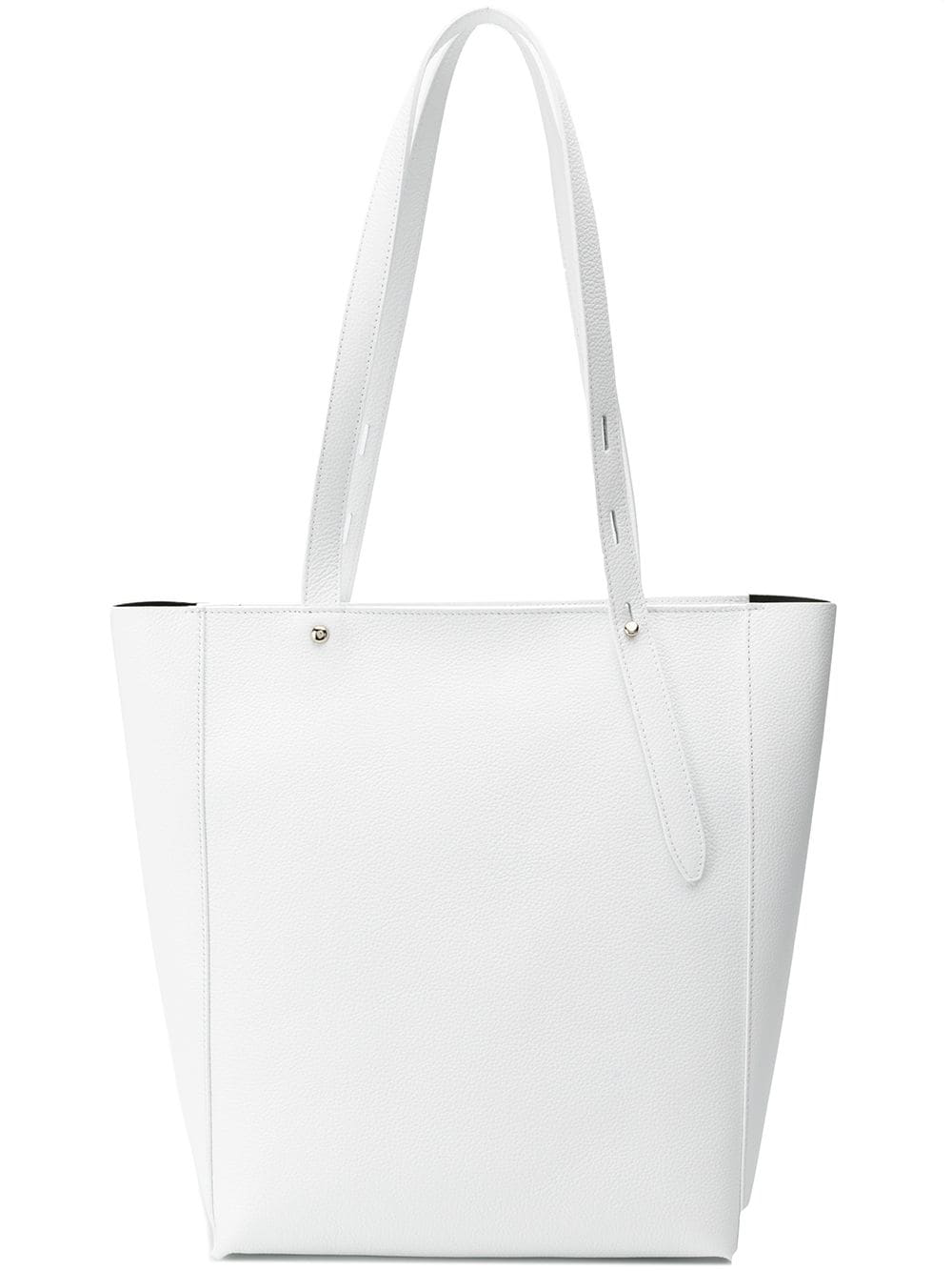 99a1b2821 Rebecca Minkoff Stella North South Tote - White | ModeSens