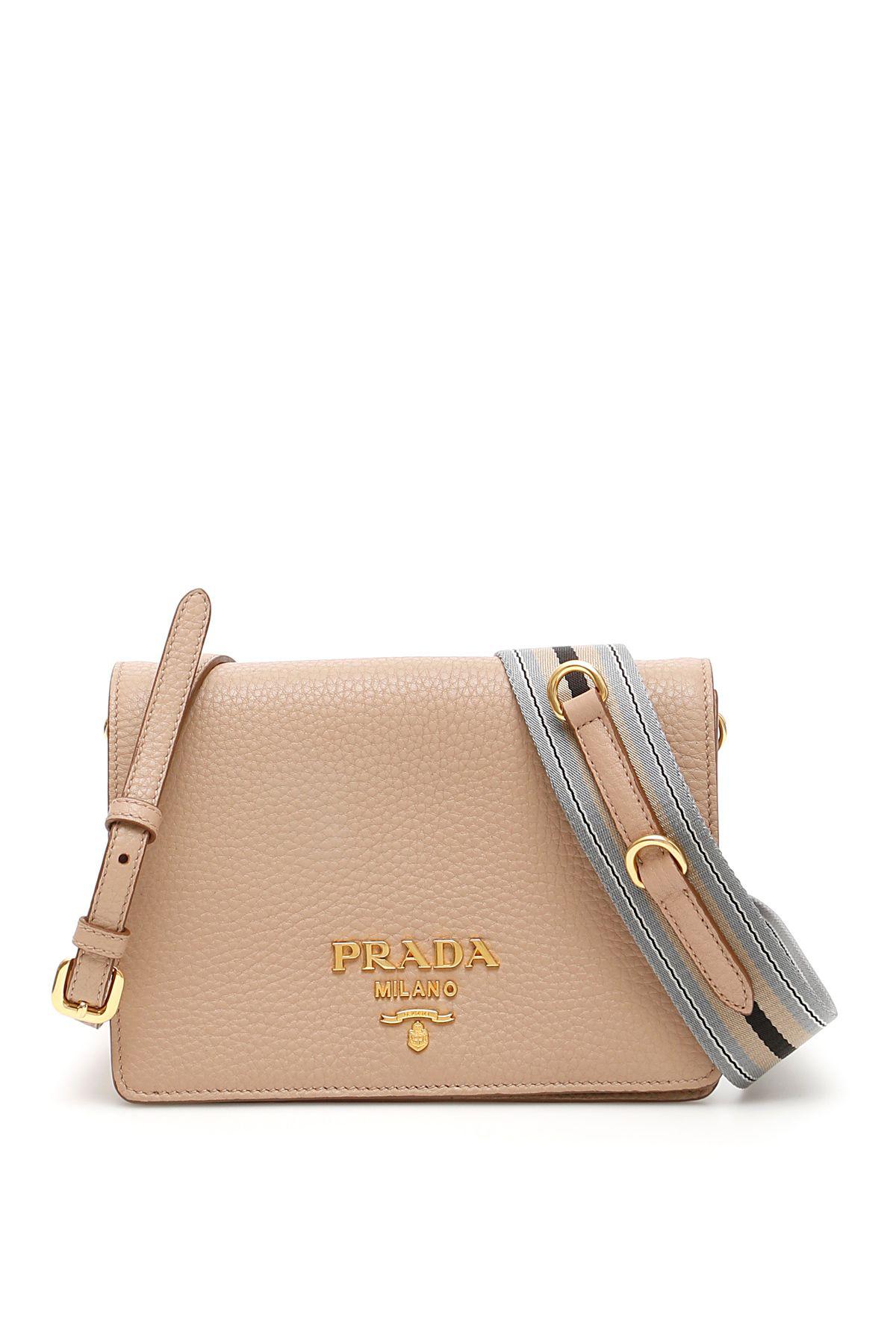 72ea45d8fe47 Prada Deer Print Bag In Cammeo|Rosa | ModeSens