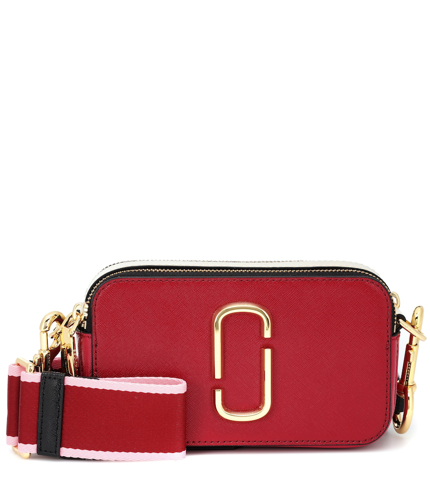 4e5ecd5dac Marc Jacobs Snapshot Small Leather Camera Bag In Red | ModeSens