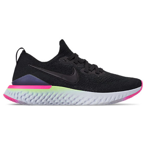 fbdb29f2d18 Nike Women s Epic React Flyknit 2 Running Shoes