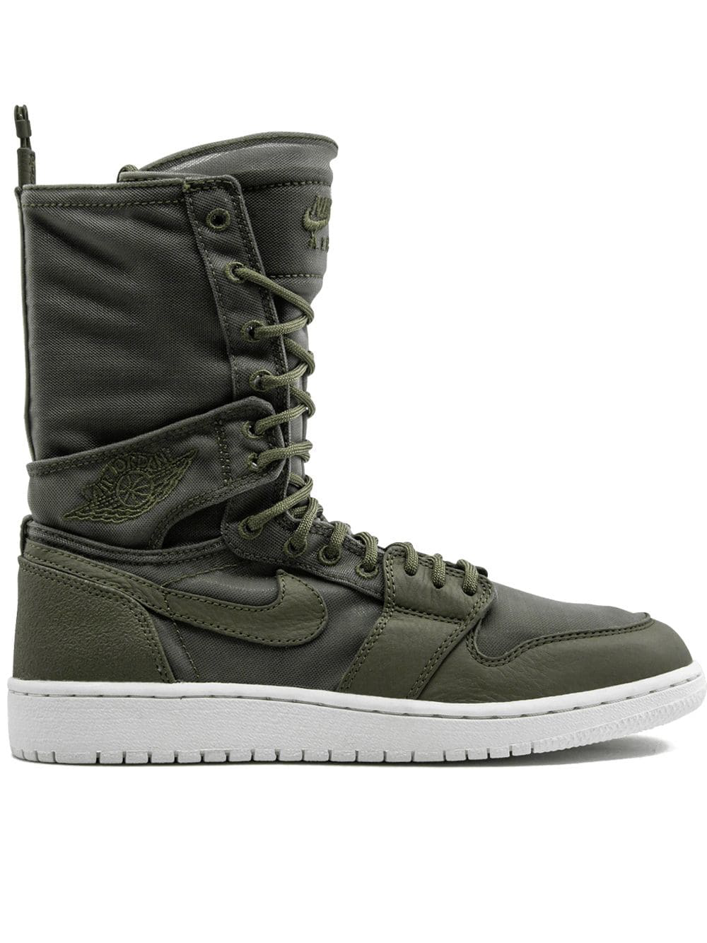 super popular 531b6 e10df Jordan Air 1 Explorer Xx Sneakers - Green