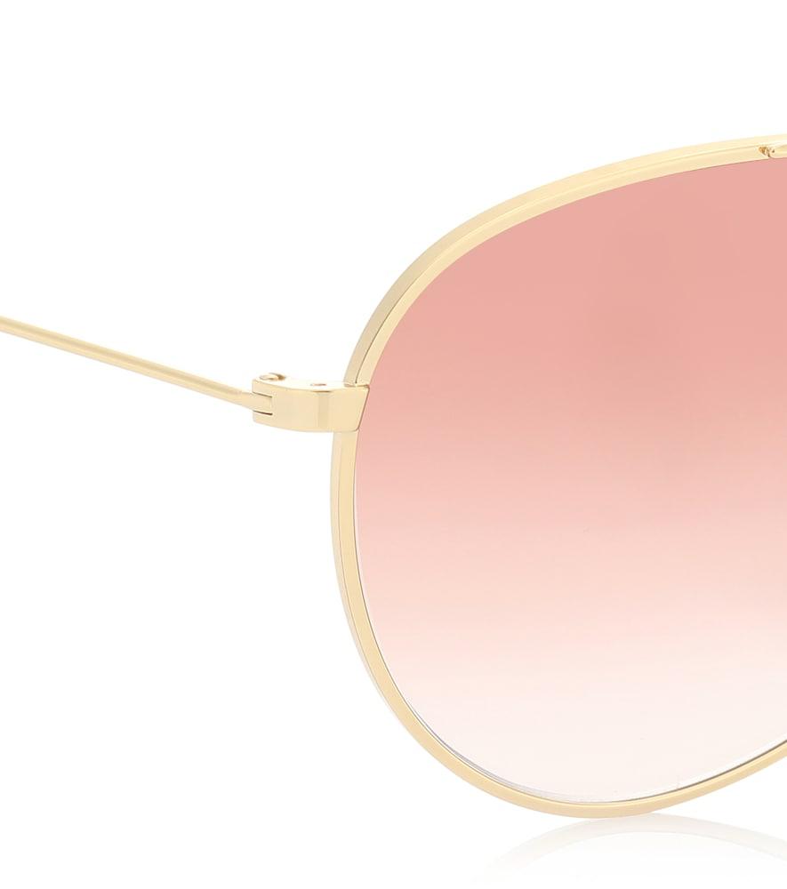 0a7c3ac70 Celine Aviator Gradient Sunglasses In Clear | ModeSens