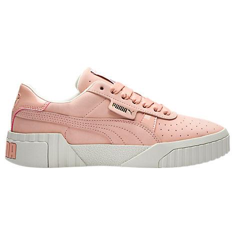 Puma Cali Nubuck Wn'S (Rosa) Sneakers chez Sarenza (350800)