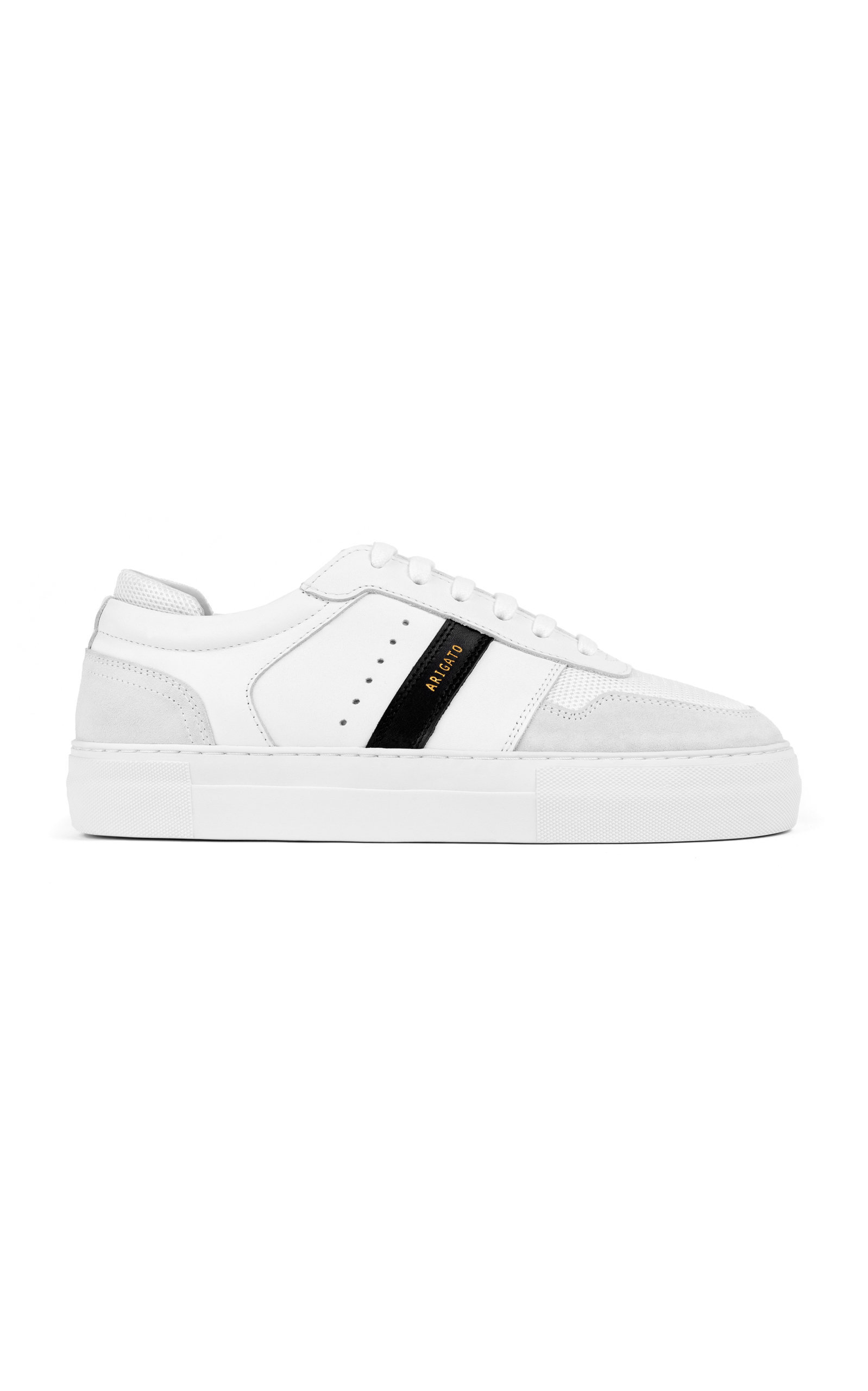 340242b9b66 Axel Arigato Leather Platform Sneakers In White