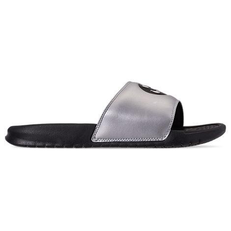 febee0db46f3 Nike Men s Benassi Jdi Print Slide Sandals