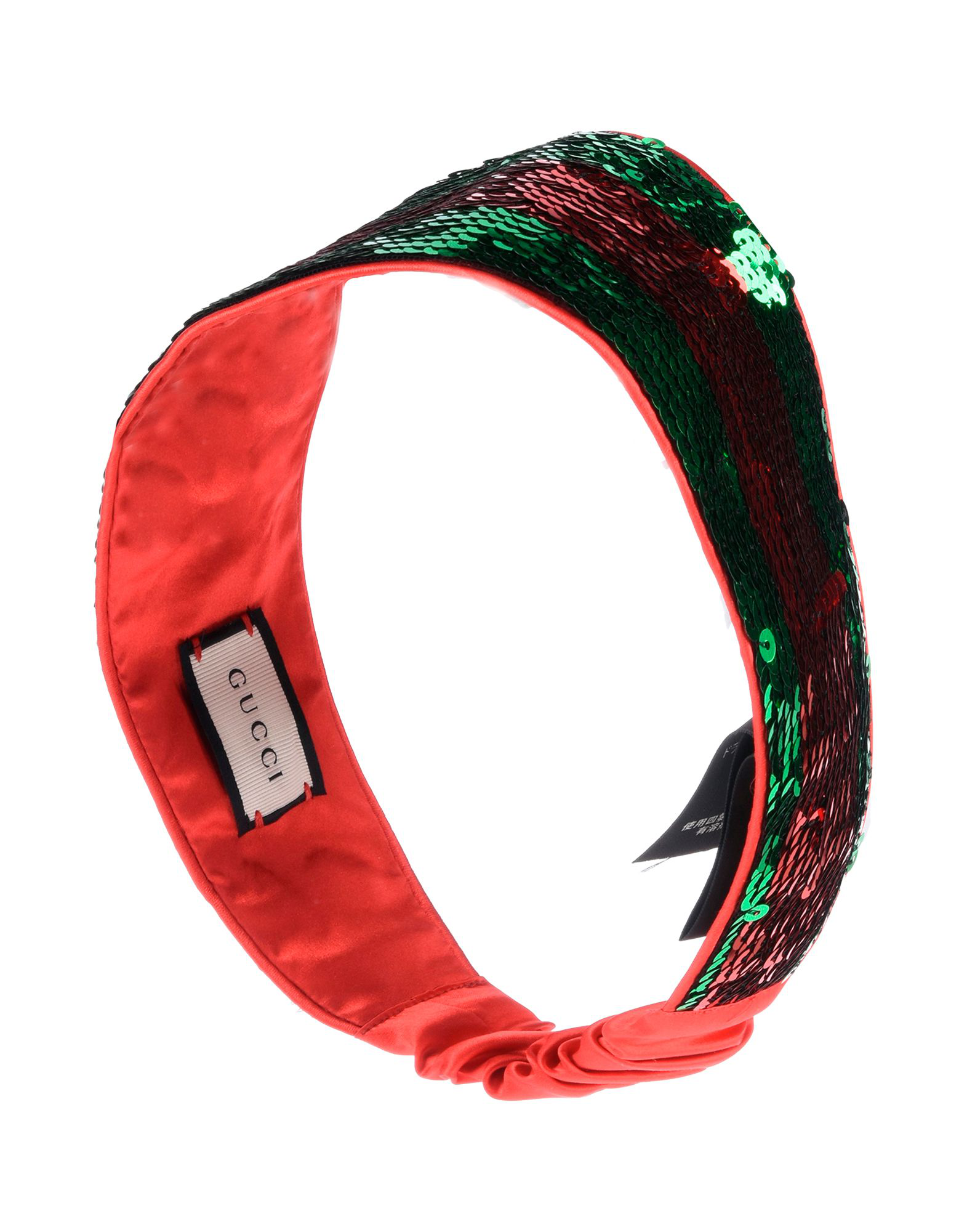 a9ee24fe34b Gucci Hair Accessories In Green