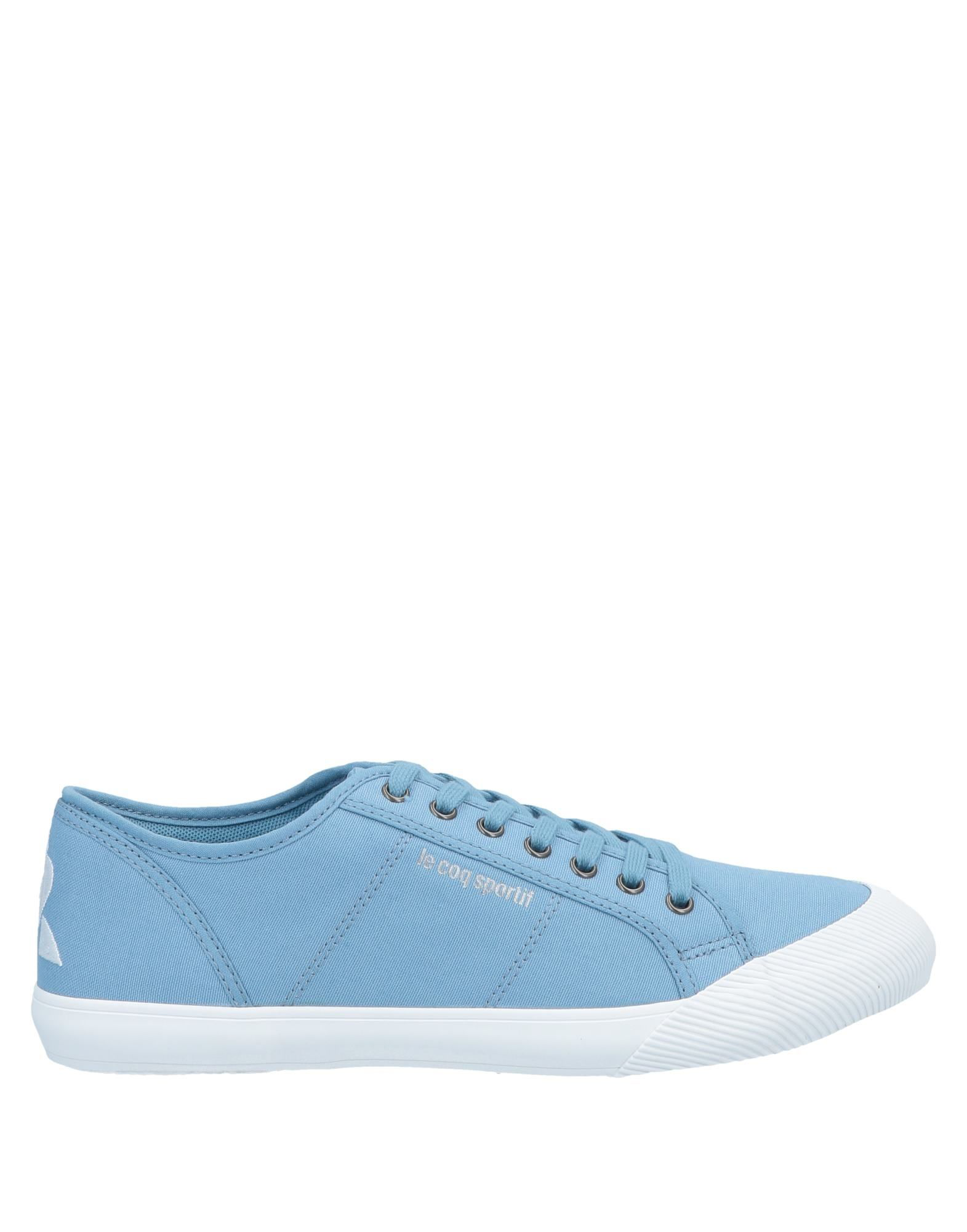 finest selection e38a4 5ab58 Le Coq Sportif Sneakers In Sky Blue