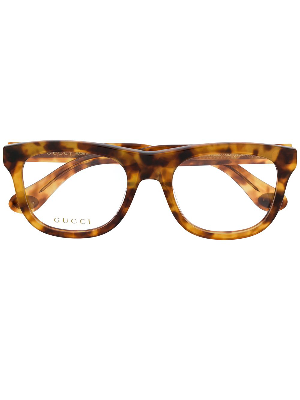 0571408f305 Gucci Eyewear Classic Glasses - Brown