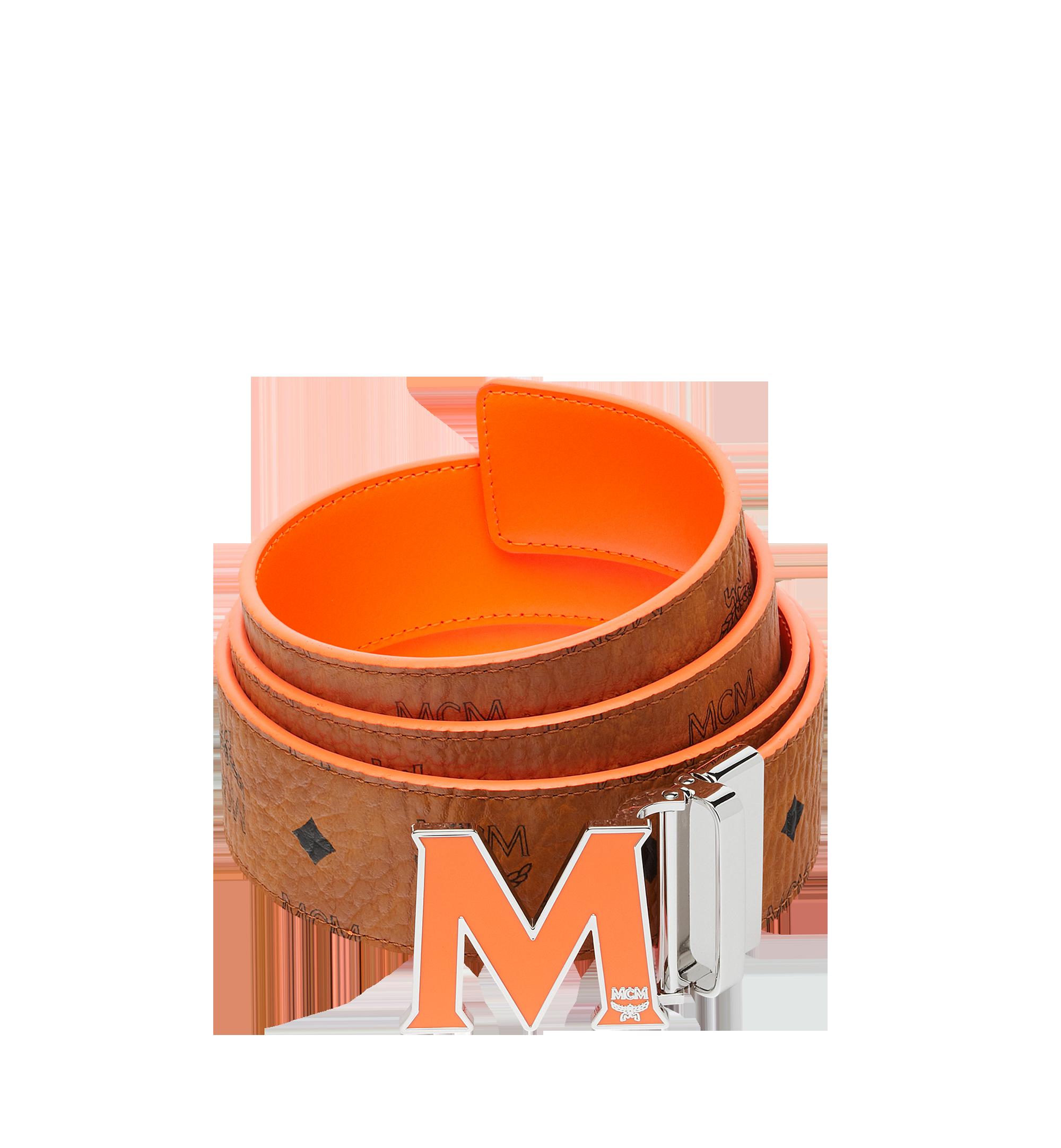 3d2fd44c6c1f Mcm Claus Flat M Reversible Belt 1.5