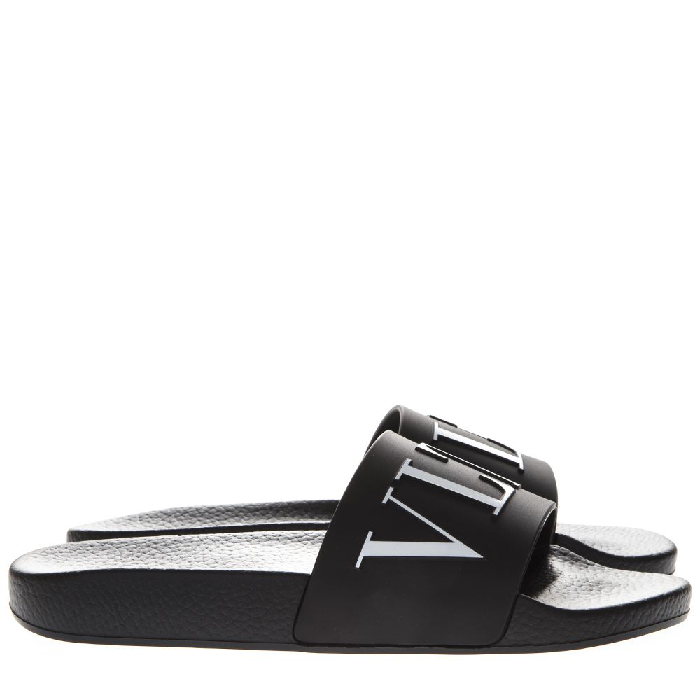 4961e84d9aa Valentino Pvc Slide Pool Sandal