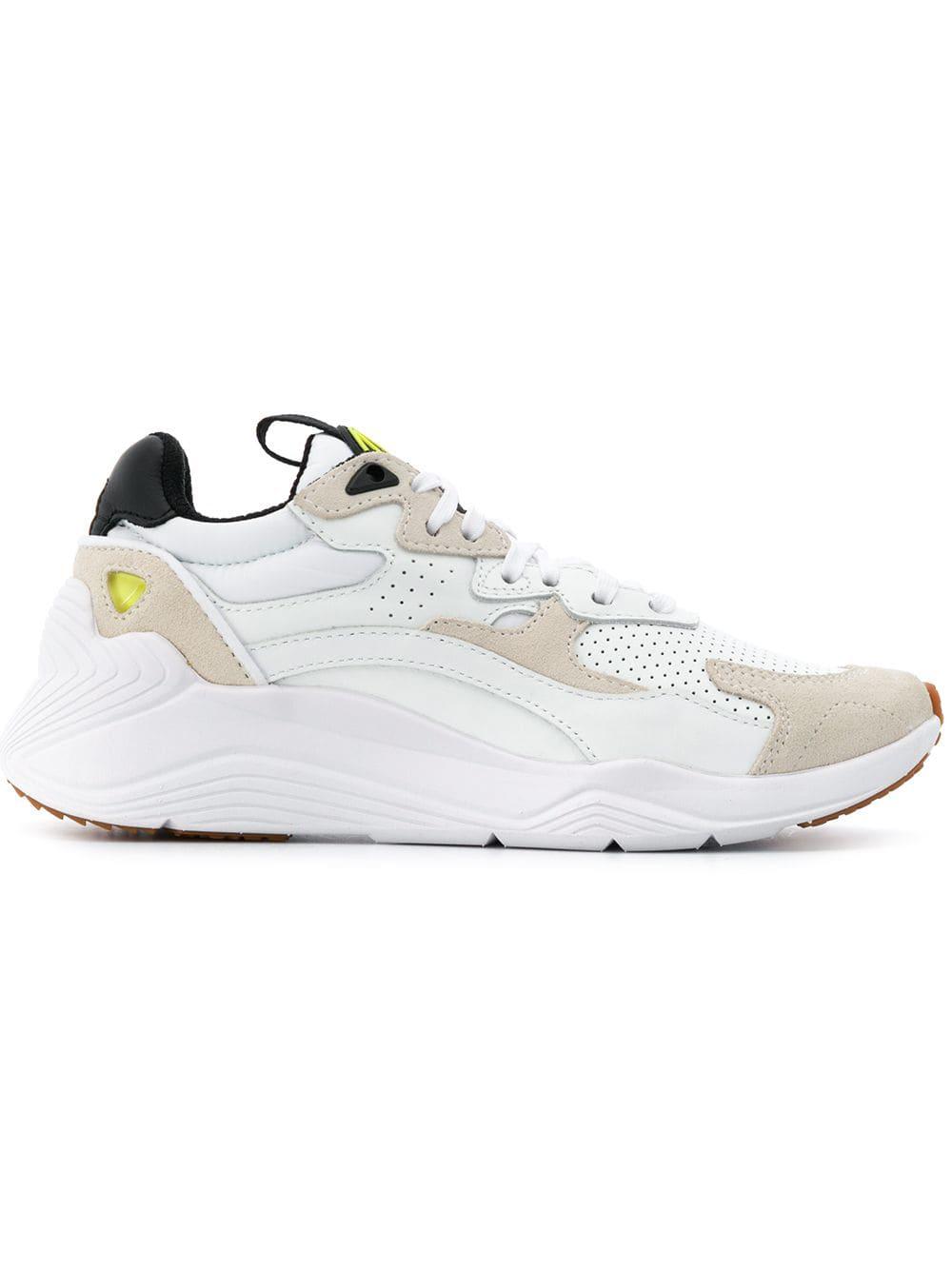 big sale 782c2 0237e Mcq Alexander Mcqueen Daku Sneakers - White