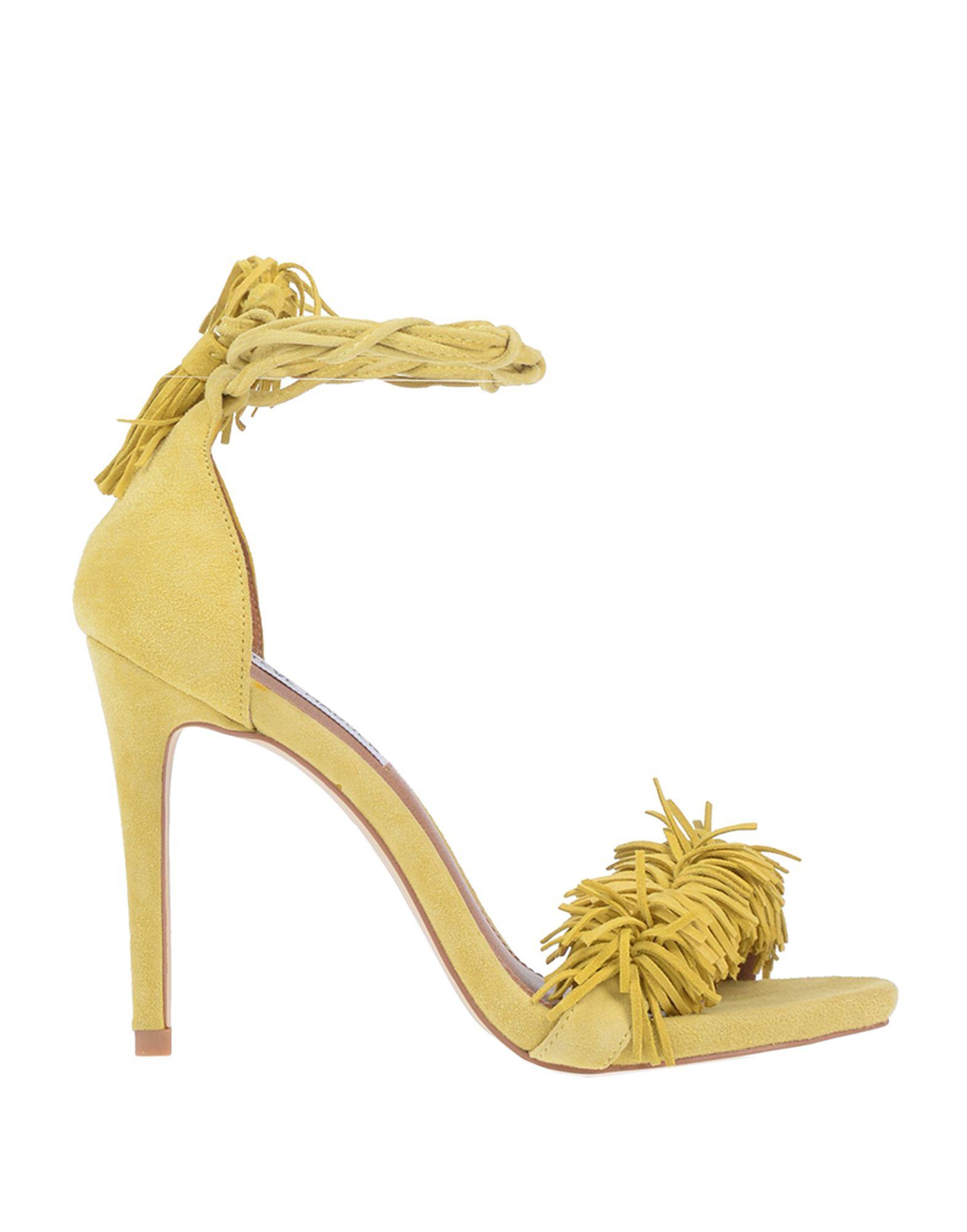 131122ec96d0 Steve Madden Sandals In Yellow