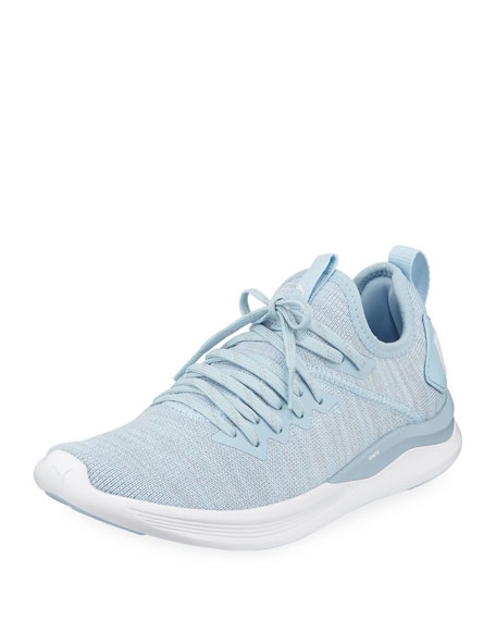 newest 79991 805f7 Ignite Flash Evoknit Sneakers in Cerulean White