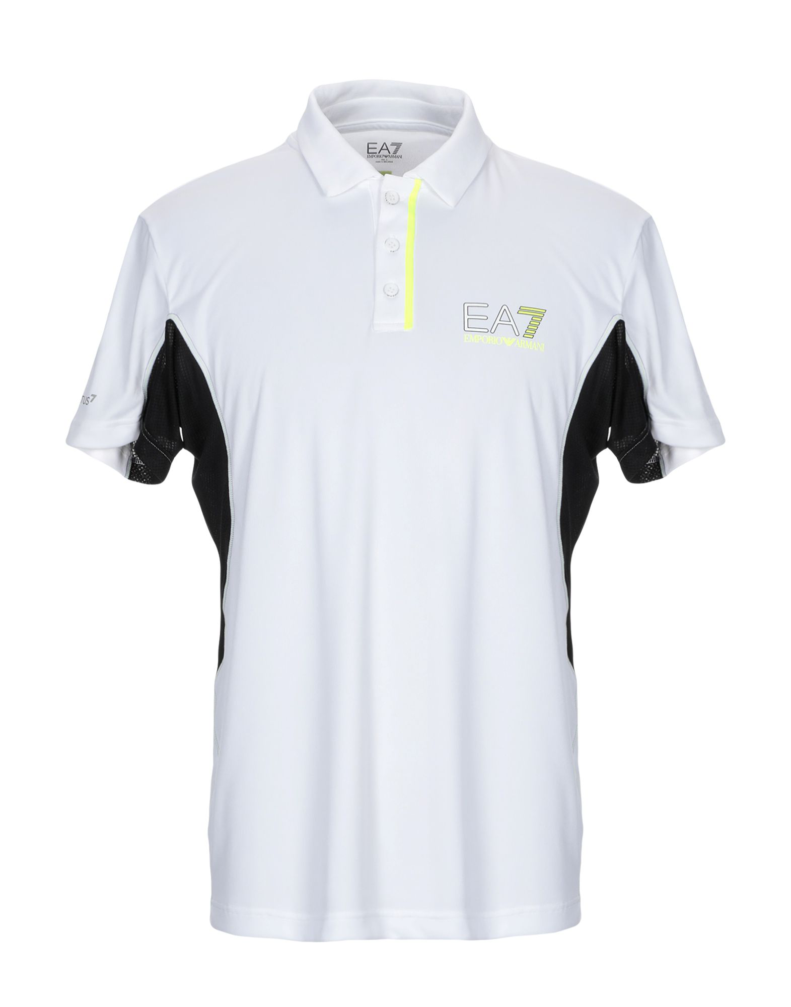 374d0c14 Ea7 Polo Shirts In White   ModeSens