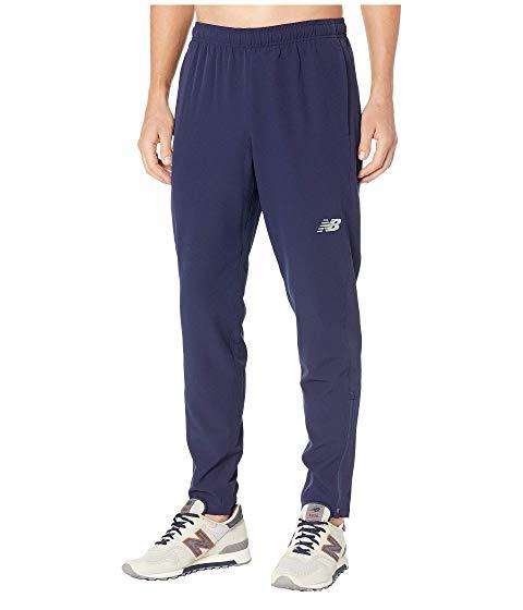 New Balance Tenacity Woven Track Pants, Pigment | ModeSens