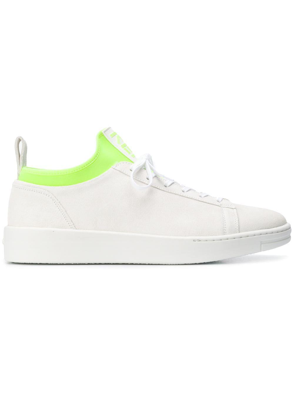 76166e349 Kenzo 'K-City' Sneakers - Weiß In White | ModeSens