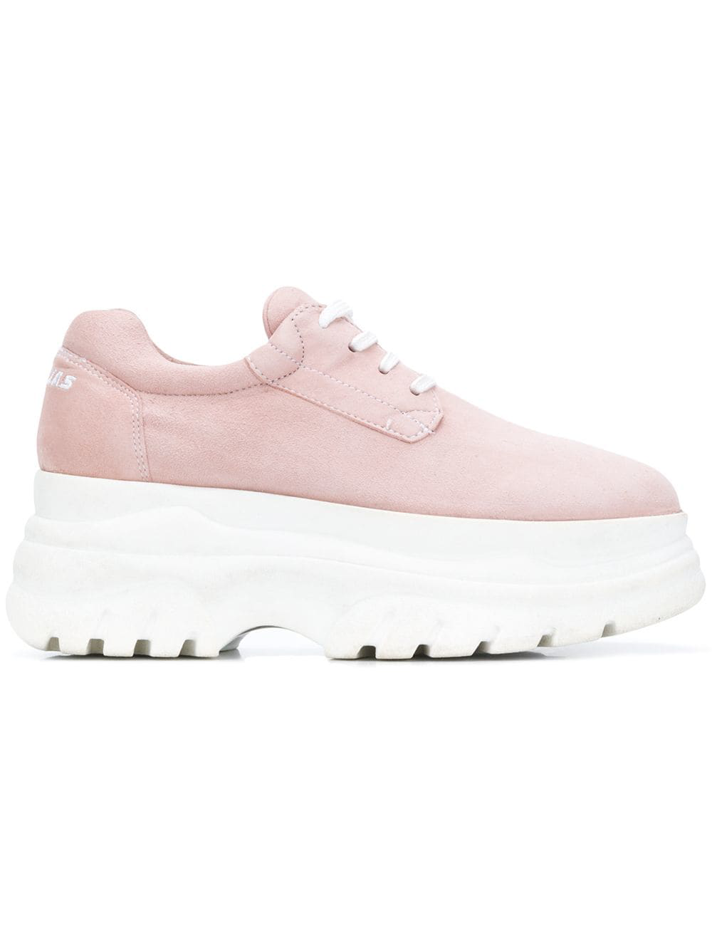 cc8fa8da3bf481 Joshua Sanders  Spice Dollar  Sneakers Mit Plateau - Rosa In Pink ...