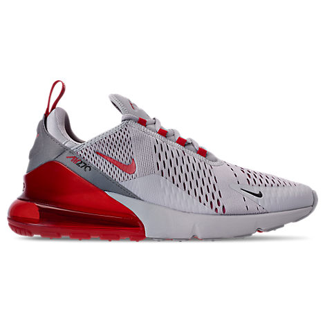 new style 7cad8 c4cc2 Men's Air Max 270 Casual Shoes, Grey - Size 11.5