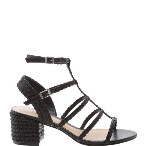 f3b5b93cc89 Schutz Women s Rosalia Strappy Block-Heel Sandals In Black