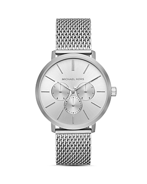 f175fed7d301 Michael Kors Blake Chronograph Mesh Strap Watch