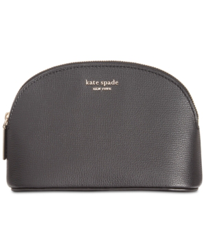 new styles 71921 5aa92 Kate Spade New York Sylvia Dome Cosmetic Bag in Black