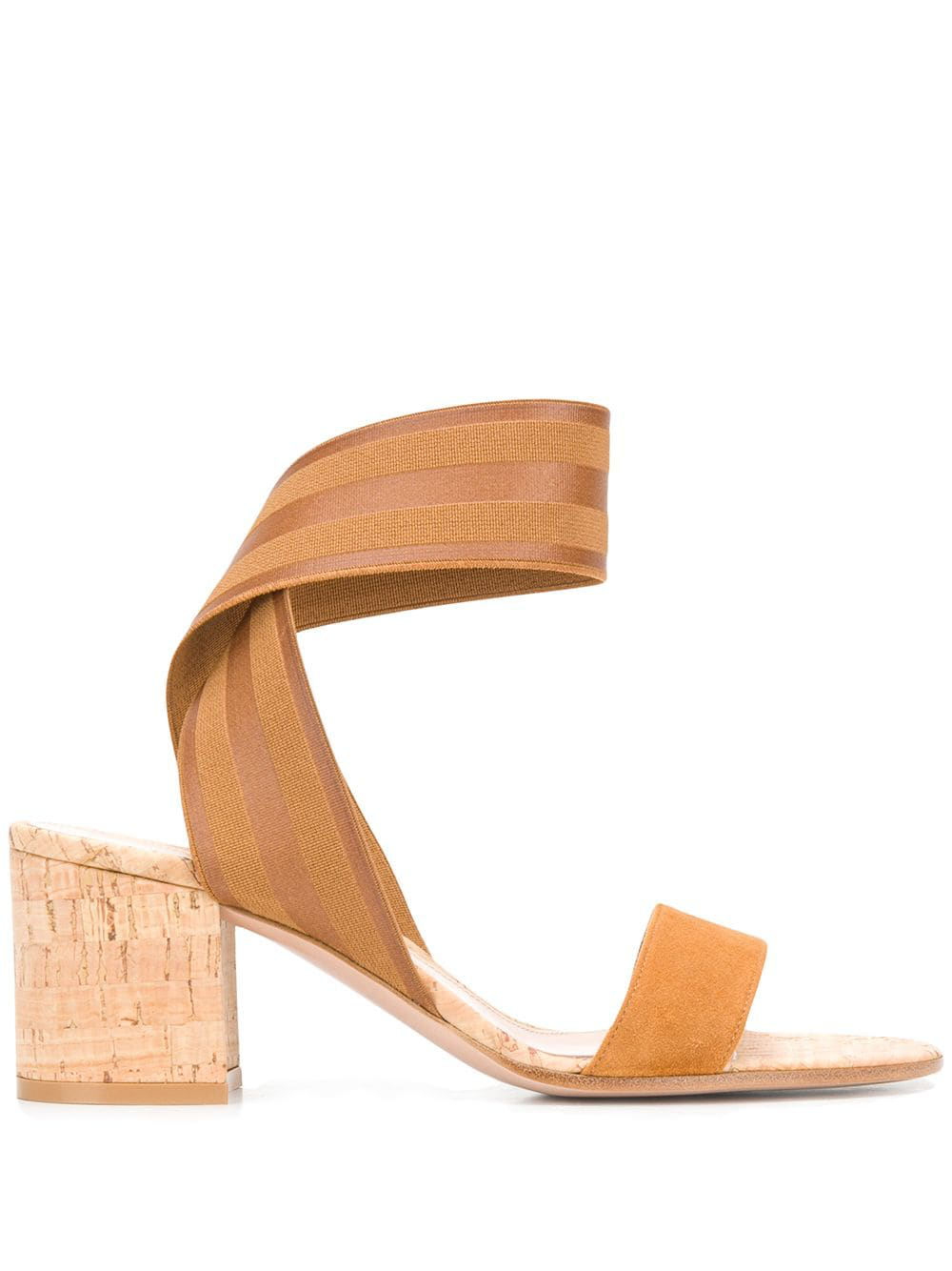 691d5fbecd6d Gianvito Rossi Hailee 60 Sandals - Neutrals
