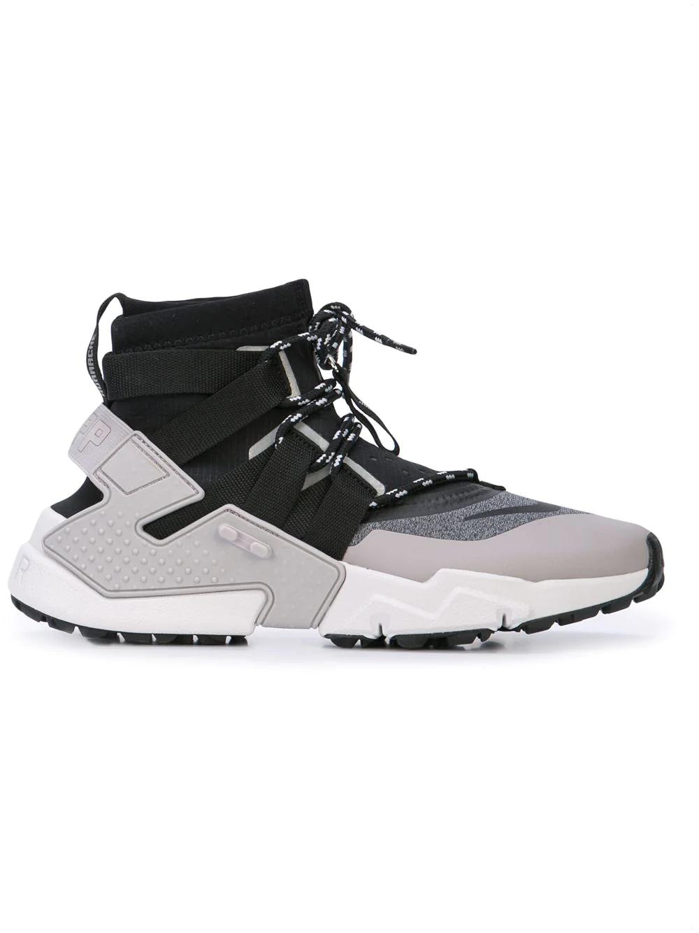 check out 75551 76099 Nike Air Huarache Gripp Sneakers - Black