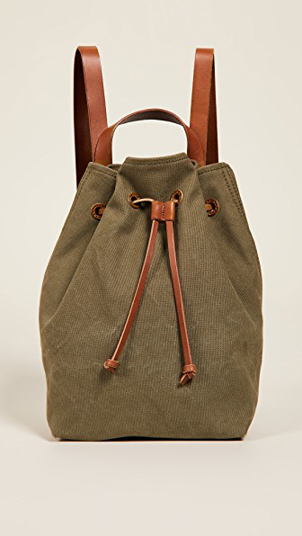 4c51aa65d Madewell The Canvas Somerset Backpack In British Surplus | ModeSens