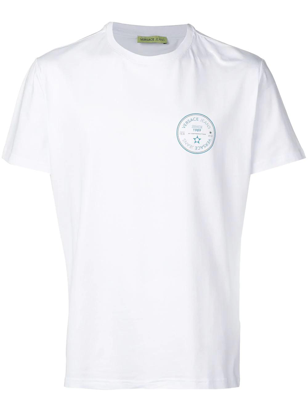 19eb493a Versace Jeans White Shirt - raveitsafe