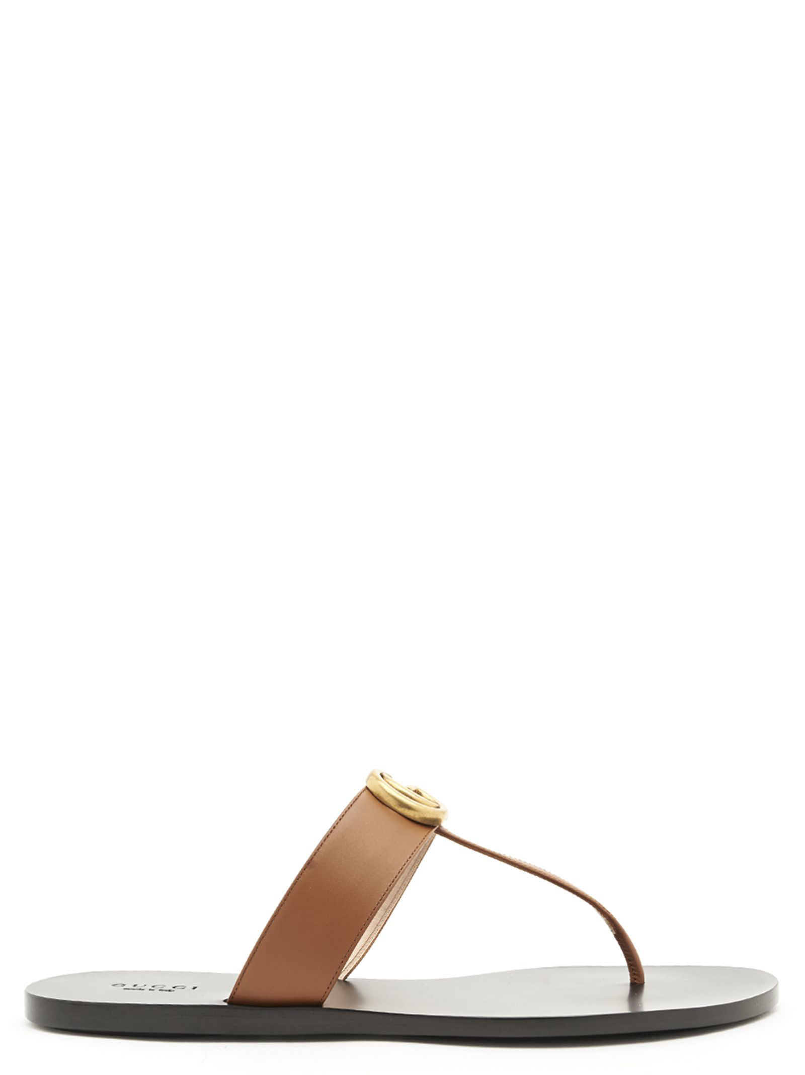 00837920b Gucci 'Marmont' Shoes In Brown | ModeSens