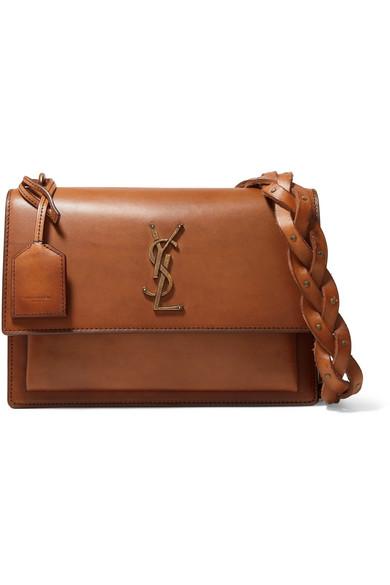 Saint Laurent Sunset Medium Leather Shoulder Bag  51c585bc5e3a1