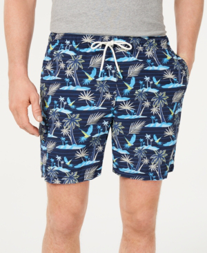 1215988c5c Tommy Bahama Men's Isle Of Palms Tropical-Print 6