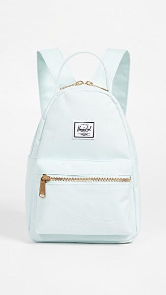 ff9407ff0bd Herschel Supply Co. Nova Mini Backpack In Glacier