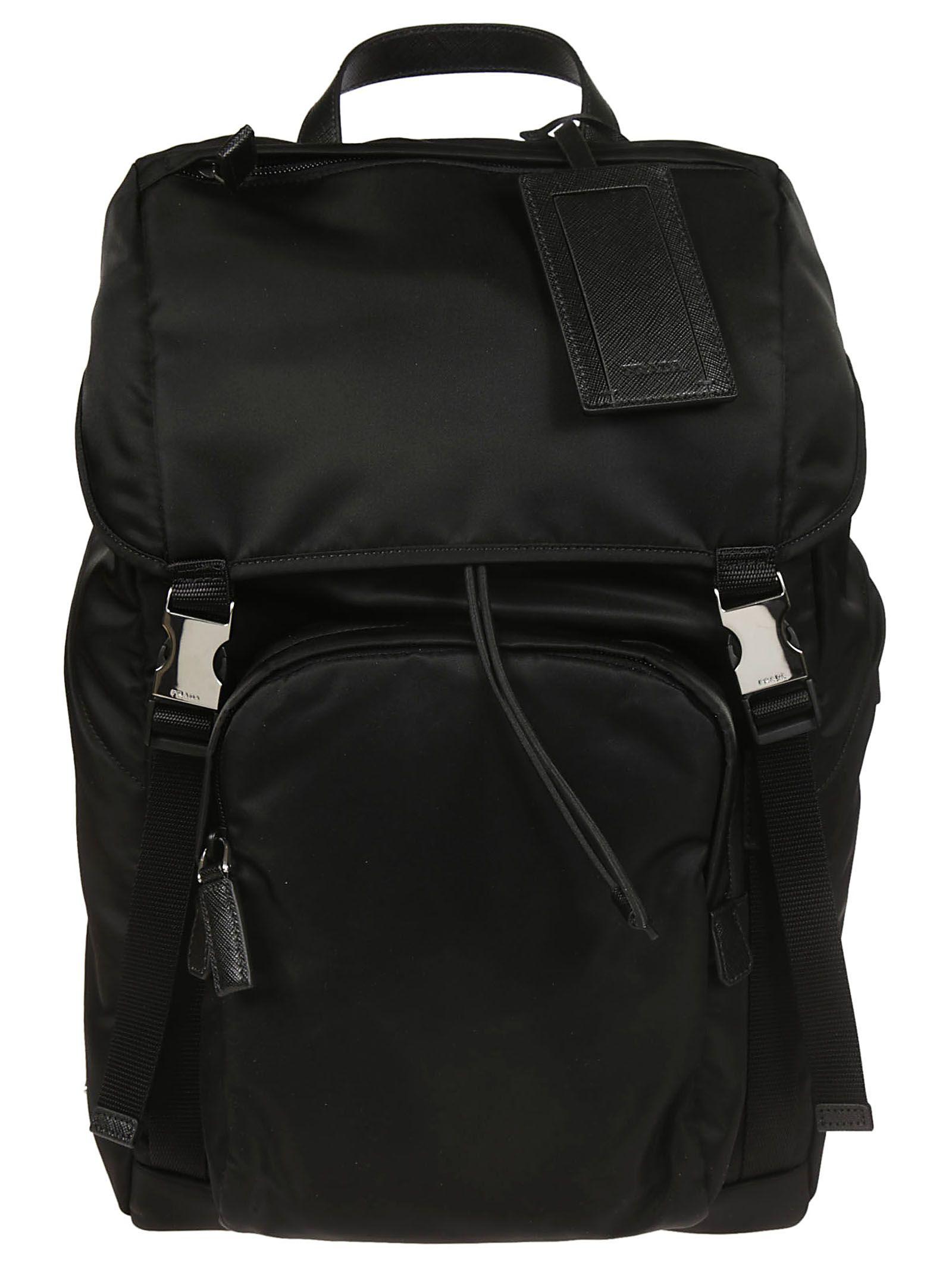 1475dcd94544 Prada Utility Backpack - Black | ModeSens