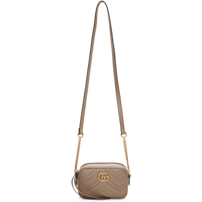43a23b2d9de63d Gucci Pink Gg Marmont Camera Bag In 5729 Pink | ModeSens