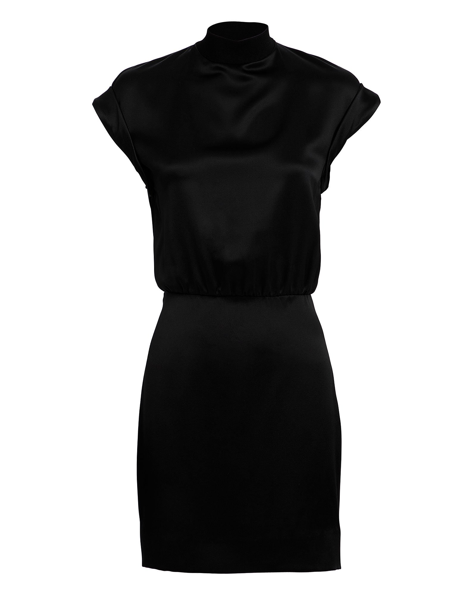 caf1715dc353 Cushnie Et Ochs Open Back Mini Dress In Black | ModeSens