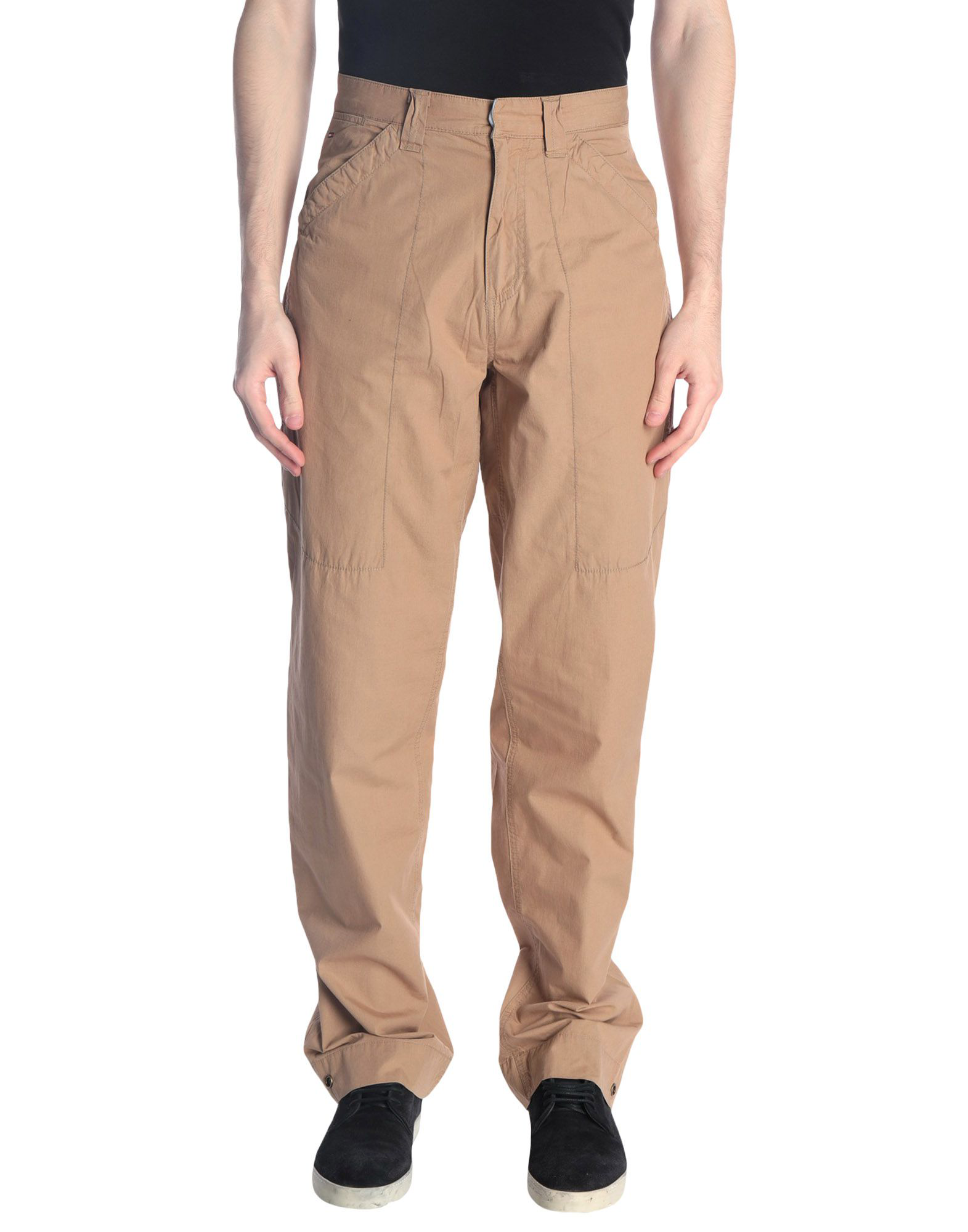 Casual Pants in Camel
