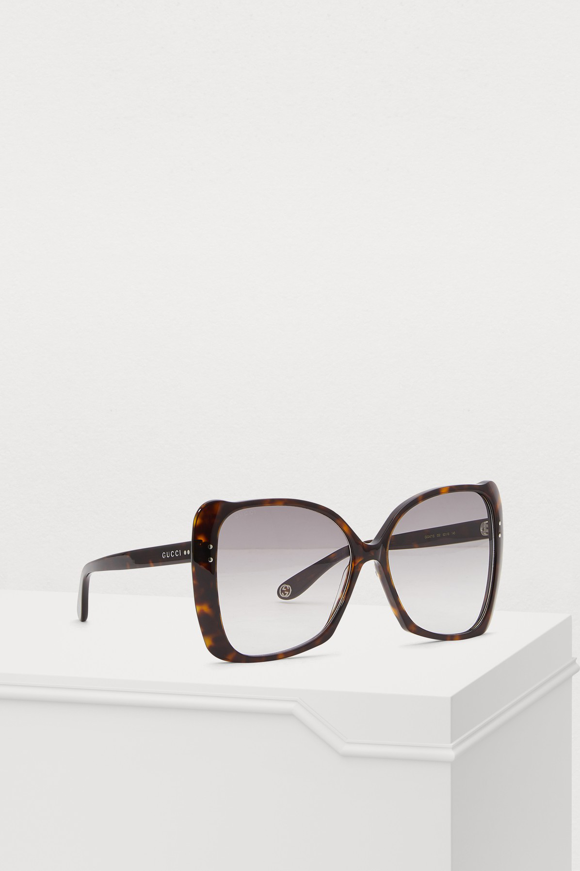 f1a9ce9b743 Gucci Butterfly Sunglasses