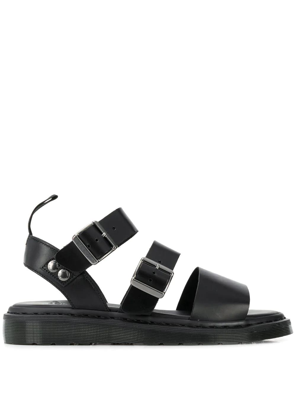 a00330e4 Dr. Martens Gryphon Sandal - Black | ModeSens