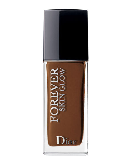 Dior Forever Skin Glow 24H* Wear Radiant Perfection Skin-Caring Foundation 9 Neutral 1 Oz/ 30 Ml