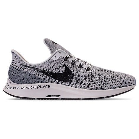 finest selection baa64 05540 Men's Air Zoom Pegasus 35 Nathan Bell Running Shoes, Grey - Size 12.0 in  Ivory