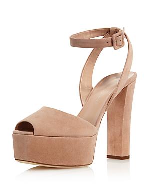 6be17cac985 Giuseppe Zanotti Women s High-Heel Platform Sandals In Sunkissed ...