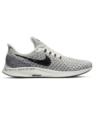 save off 59330 dd194 Men'S Air Zoom Pegasus 35 Nb Running Sneakers From Finish Line in  Sail/Black-Sail