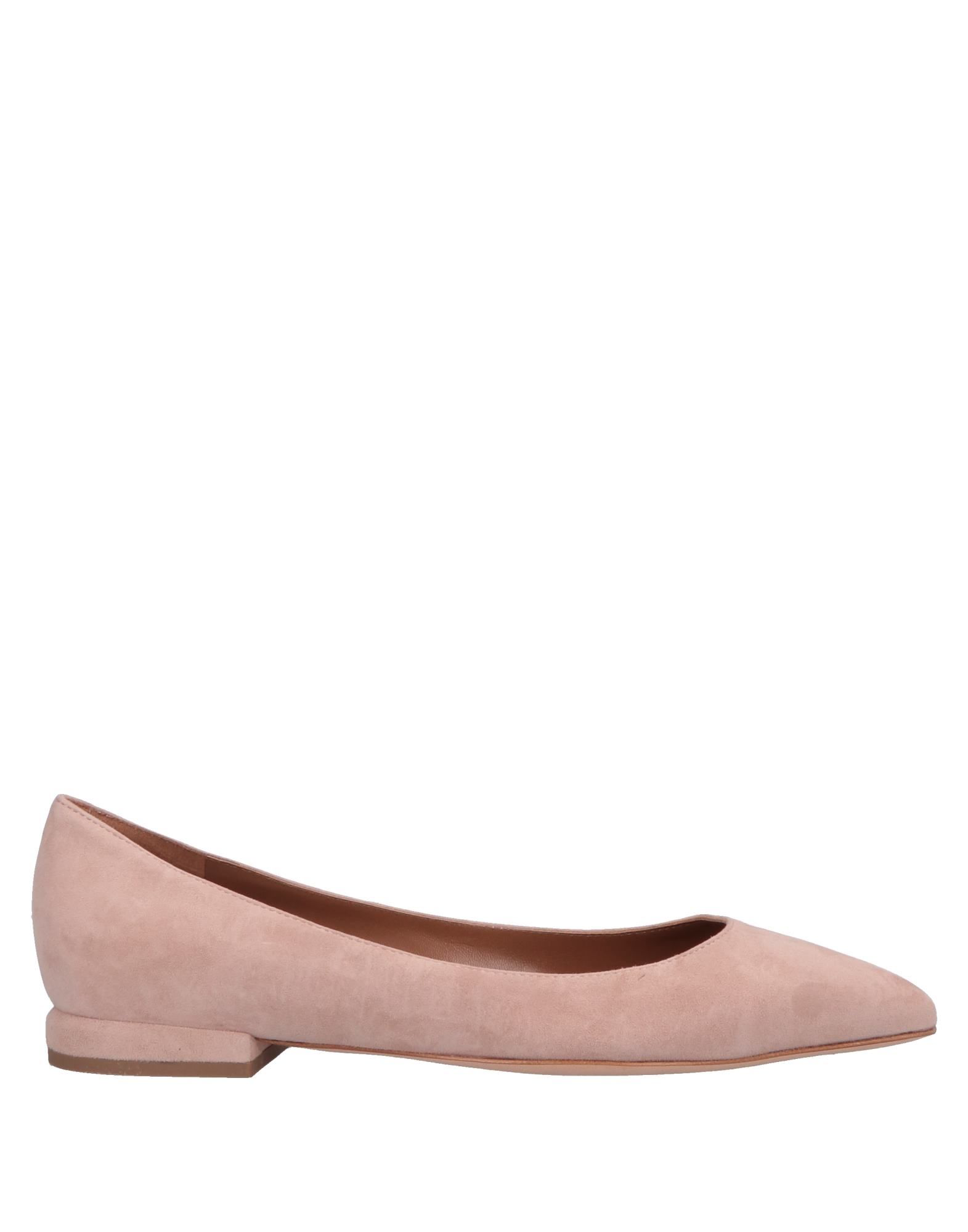d766796e1 Fratelli Rossetti Ballet Flats In Pale Pink | ModeSens
