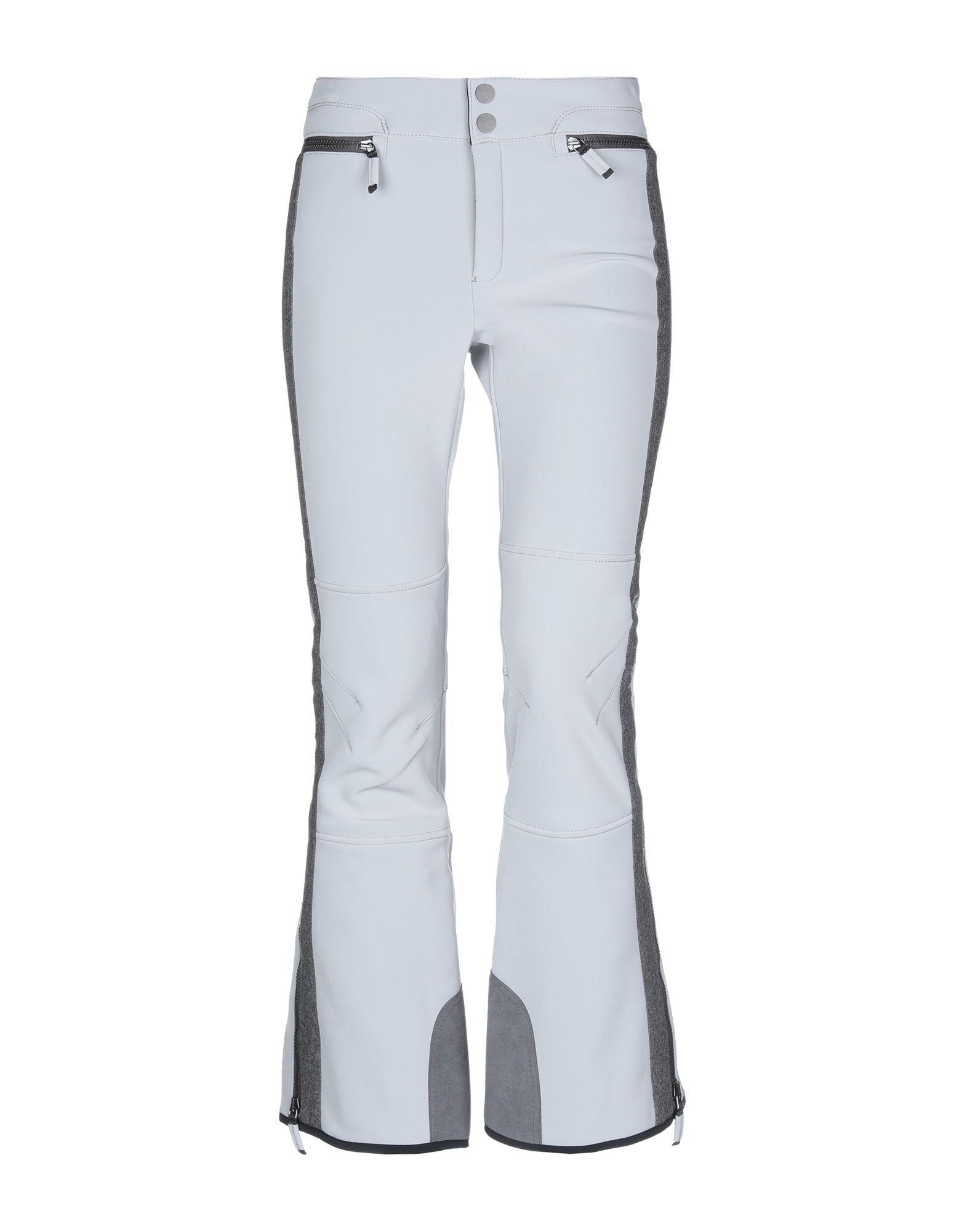 e417d4e1 Flared Pant in Light Grey
