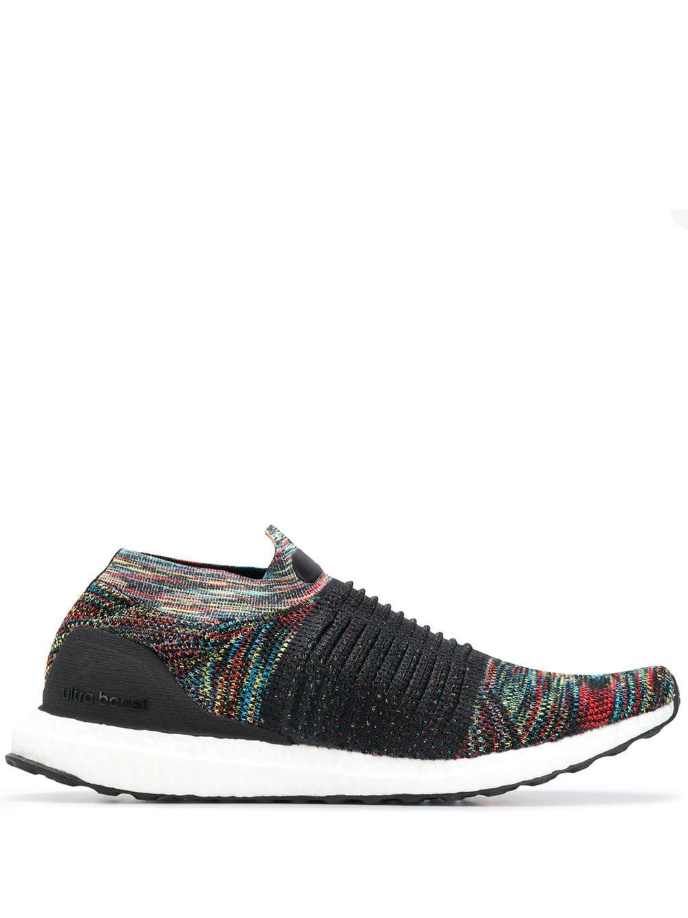 345590f3b7e Adidas Originals Adidas Ultraboost Laceless Sneakers - Black