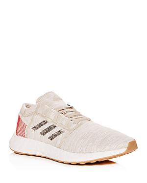 37d44dc30ad4a Adidas Originals Men s Pureboost Go Knit Low-Top Sneakers In Brown ...