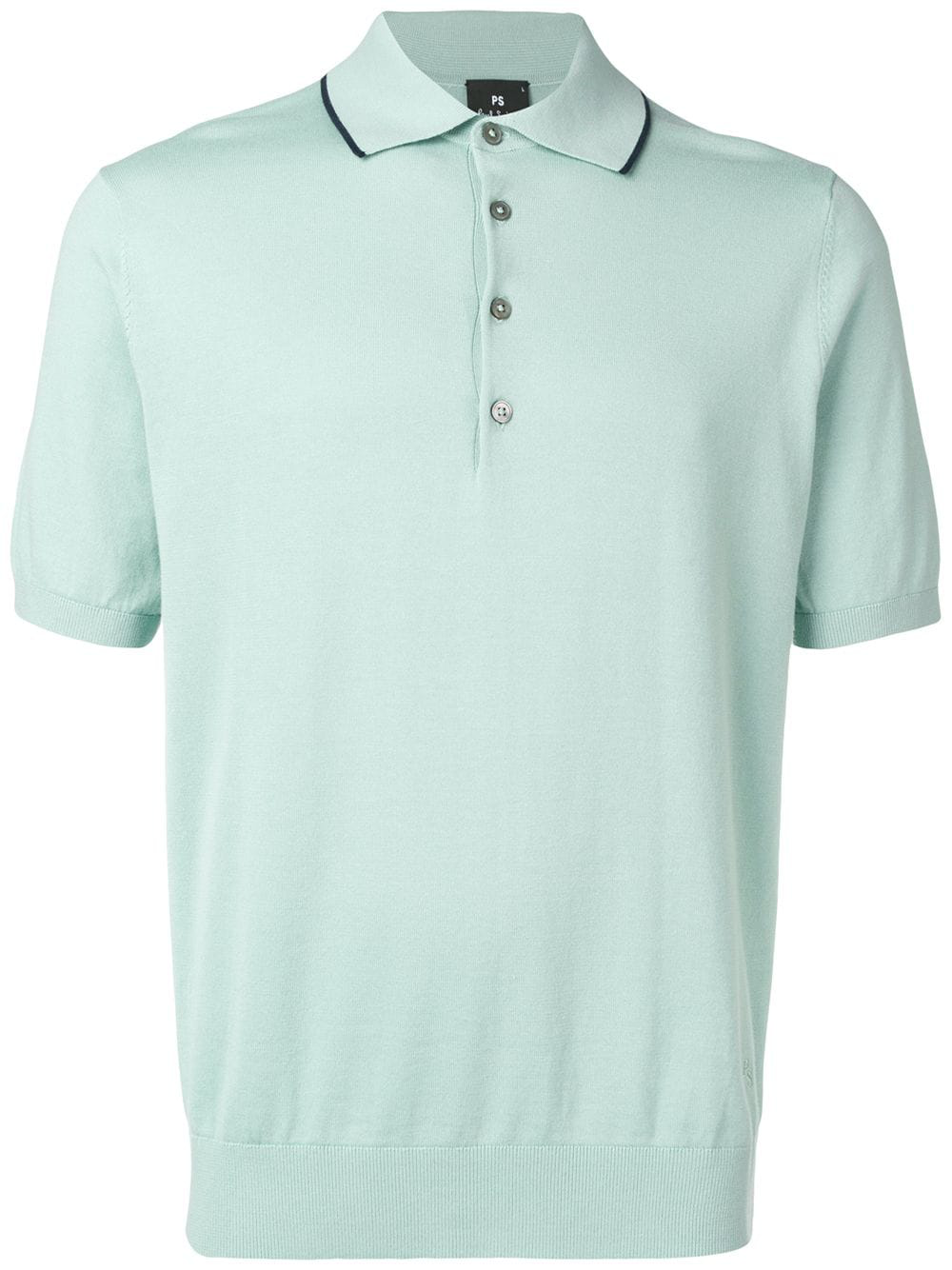 cae34cd3edf8 Ps By Paul Smith Ps Paul Smith Slim-Fit Polo Shirt - Green | ModeSens